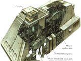 Y-85 Titan dropship/Legends