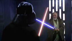 Vader vs Kenobi DS
