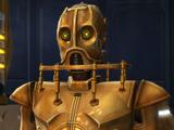 Hollis-series steward droid