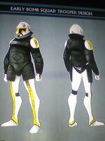 Bomb Squad Trooper concept