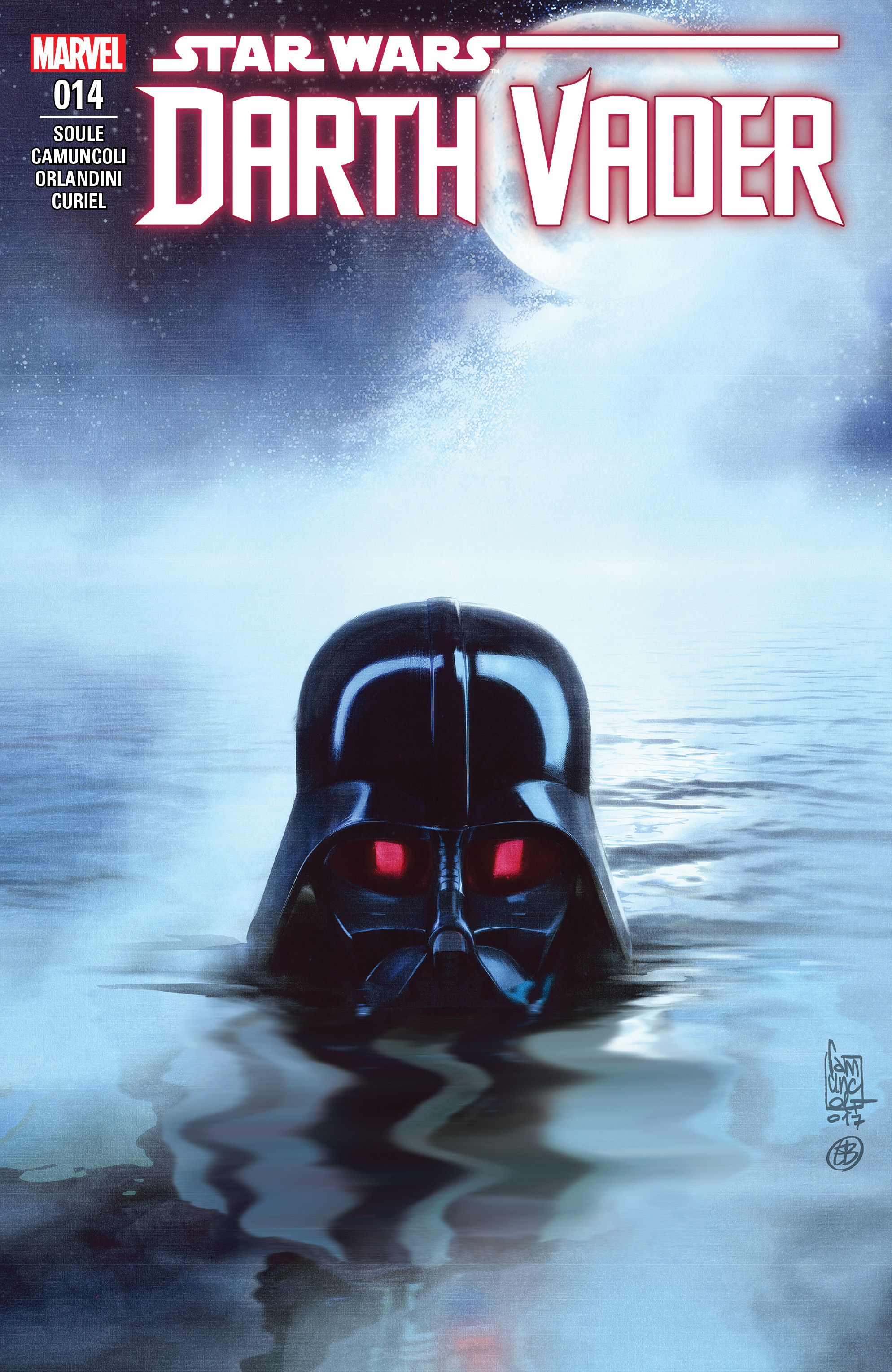 A 14 Year Old Boy Blowing Out A Candle On A Birthday Cake: Darth Vader: Dark Lord Of The Sith 14: Burning Seas, Part