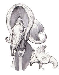 Daultay Dofine Concept Art