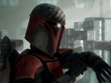 Unidentified Mandalorian super commando 3