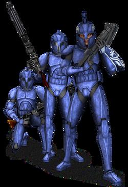 Senate Guards SWE