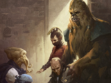 The Witch & the Wookiee