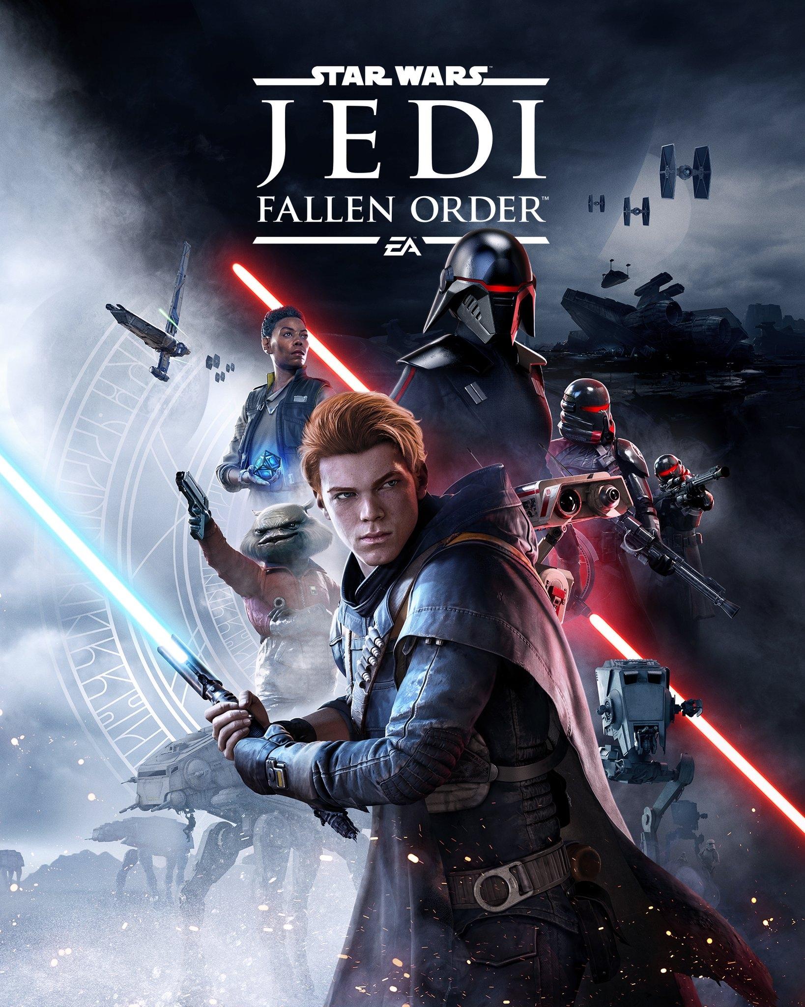 Star Wars-Jedi Warriors 4-pack