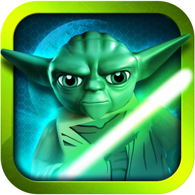 image lego star wars the yoda chronicles ios icon png