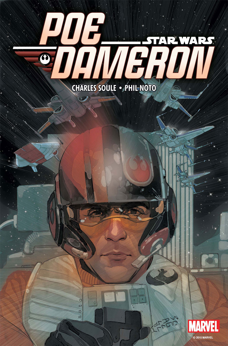 Image result for poe dameron comics