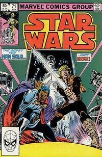 Star Wars 71 - Return to Stenos