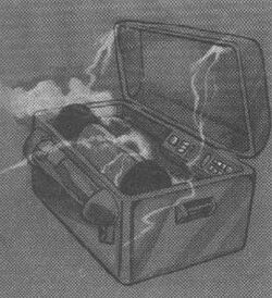 Cold crate