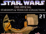 Star Wars: The Official Starships & Vehicles Collection 21