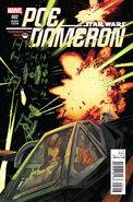 Star Wars Poe Dameron 2 variant cover