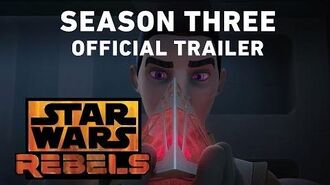 Star Wars Rebels Season Three Trailer (Official)