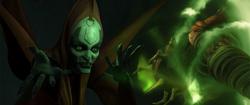Talzin restores Maul