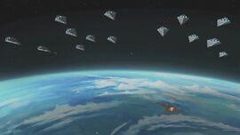 Aeos bombardment