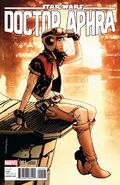 Doctor Aphra 1 Pichelli Dark Side