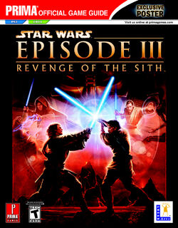Episode III - Revenge of the Sith - Prima Official Game Guide