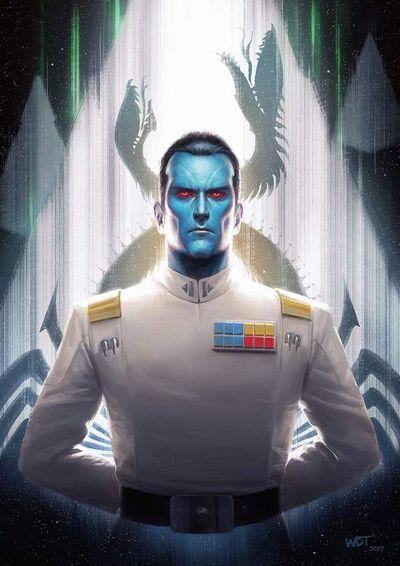 Grand Admiral Thrawn canon
