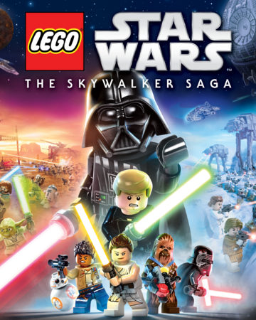 Lego Star Wars The Skywalker Saga Wookieepedia Fandom