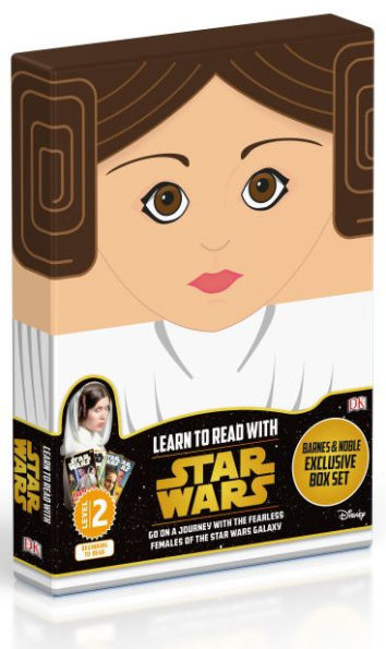 Learn To Read With Star Wars Leia Level 2