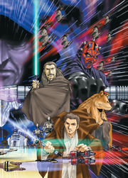 Star Wars Manga TPM2
