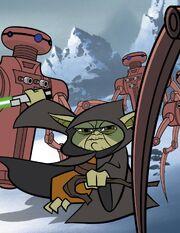 Yoda cw15