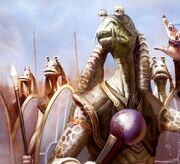 Gungan Captain