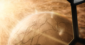 Midi-chlorian homeworld