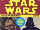Star Wars Official Poster Monthly 4