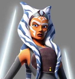Ahsoka Tano Rebels Profile