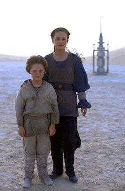 Anakin Padmé Tatooine