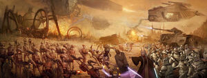 Battle of Geonosis-OTFL