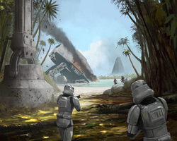 Battle of Scarif OFL