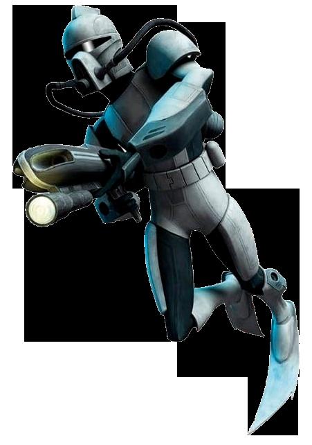 Clone SCUBA trooper | Wookieepedia | Fandom
