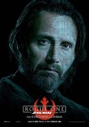 Galen Erso Character Poster