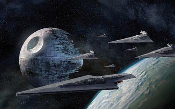 Imperial Fleet at Endor FFG