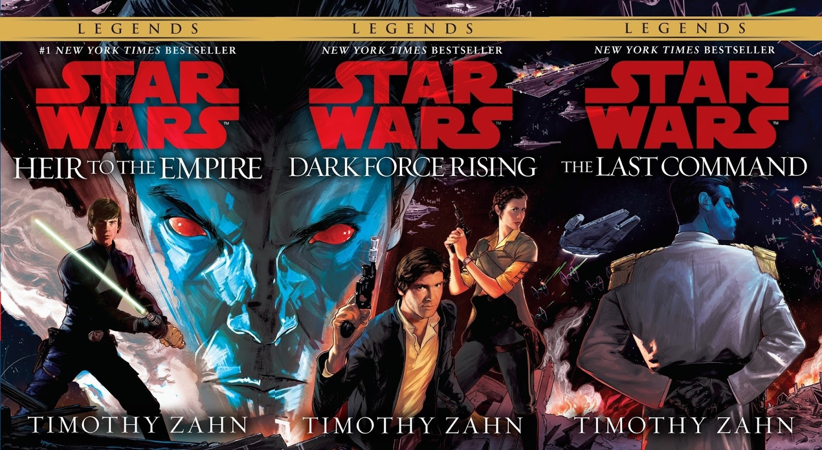 a review of star was dark force rising by timothy zahn They contain the full text, but are smaller than a traditional hc and do not have a dust jacket any problems, just let us know | ebay.