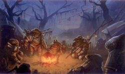 Flesh Raiders camp JMGD