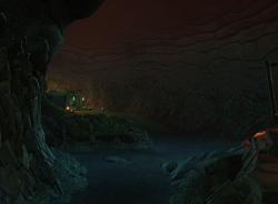 Raloch cave