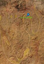 Grendin River map
