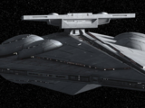 Interdictor vessel