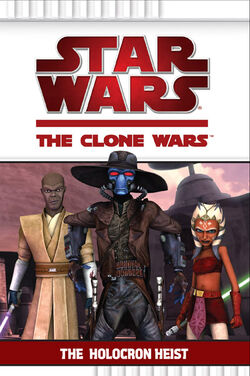The Clone Wars - The Holocron Heist