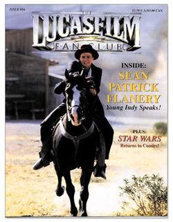 The Lucasfilm Fan Club Magazine 16 (p)