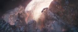 Vandor Explosion