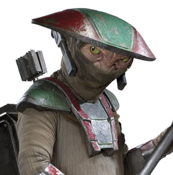 Zuvio Cropped Head