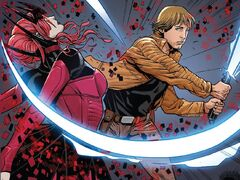 Luke kills the queen Aphra8
