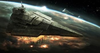 Victory II-class Star Destroyer SWArmada