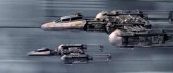 Y-Wing Trench