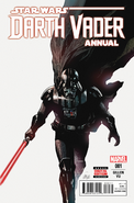 Darth Vader Annual 1 cover