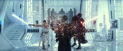 Force-bond battle